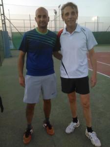 Juan Salv y Manolo
