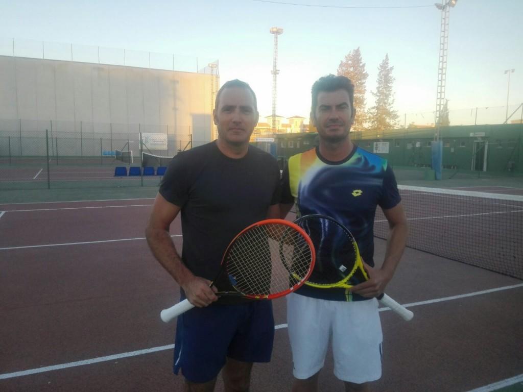 David Pabl y Eduardo